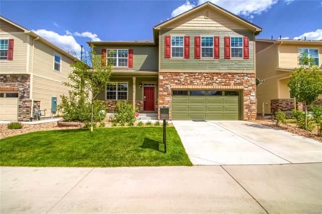 2208 Shadow Creek Drive, Castle Rock, CO 80104 (MLS #6036015) :: 8z Real Estate