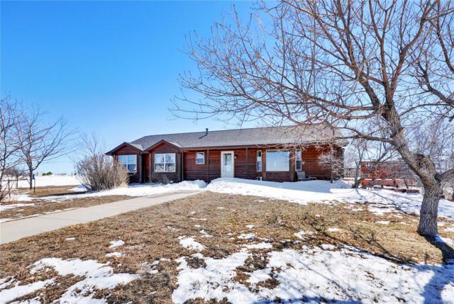 810 S Dutch Valley Road, Bennett, CO 80102 (MLS #6036551) :: 8z Real Estate