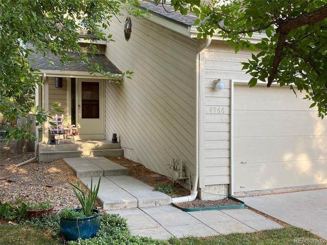 4966 Sundance Square, Boulder, CO 80301 (#6037207) :: The Scott Futa Home Team