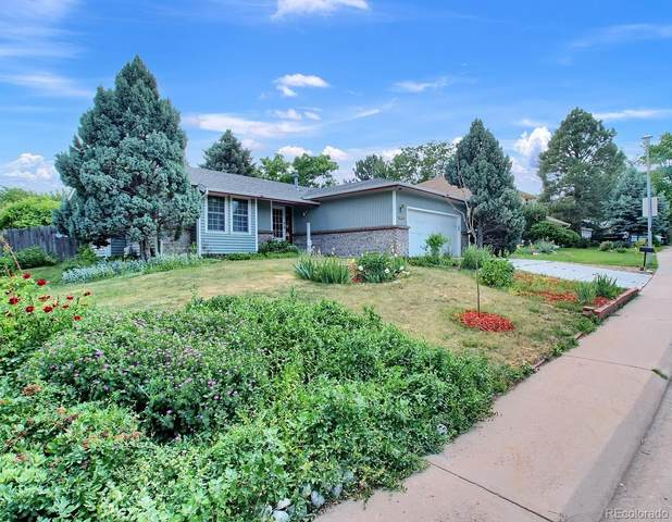 14942 E Evans Avenue, Aurora, CO 80014 (#6037253) :: The Colorado Foothills Team | Berkshire Hathaway Elevated Living Real Estate