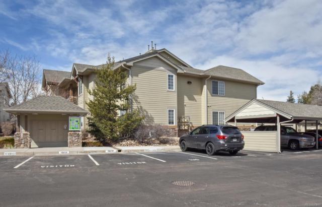 10473 W Hampden Avenue #101, Lakewood, CO 80227 (#6037338) :: Mile High Luxury Real Estate