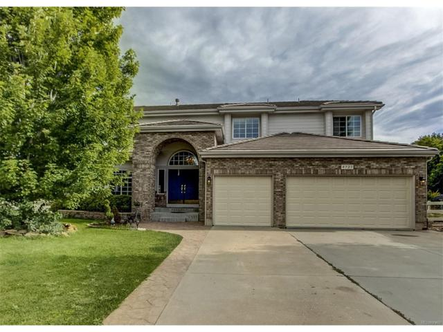 4723 Castle Circle, Broomfield, CO 80023 (#6037413) :: Ford and Associates