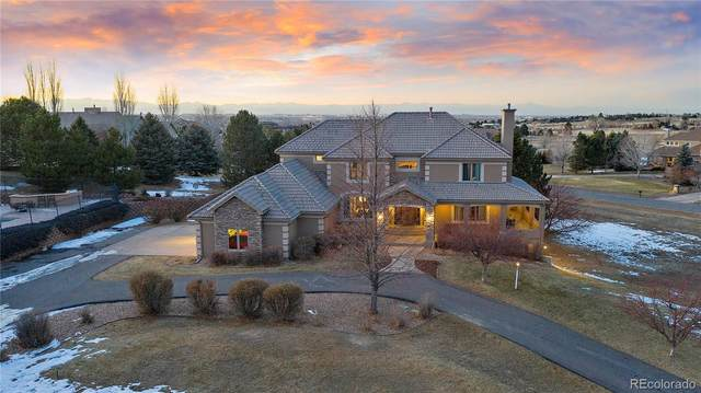 7300 Sagebrush Drive, Parker, CO 80138 (#6037486) :: Bring Home Denver with Keller Williams Downtown Realty LLC