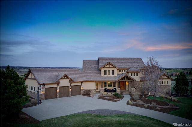 5107 Raintree Circle, Parker, CO 80134 (#6037499) :: The Healey Group