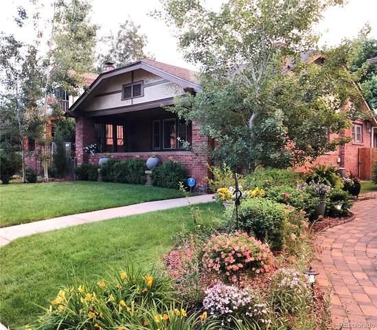 450 S Humboldt Street, Denver, CO 80209 (#6037566) :: The Harling Team @ Homesmart Realty Group