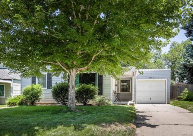 2550 S Washington Street, Denver, CO 80210 (#6037723) :: The Pete Cook Home Group