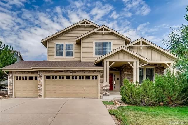 4041 Eagle Tail Lane, Castle Rock, CO 80104 (MLS #6039429) :: 8z Real Estate