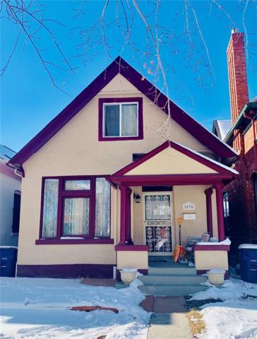 2535 N Gilpin Street, Denver, CO 80205 (MLS #6039712) :: 8z Real Estate
