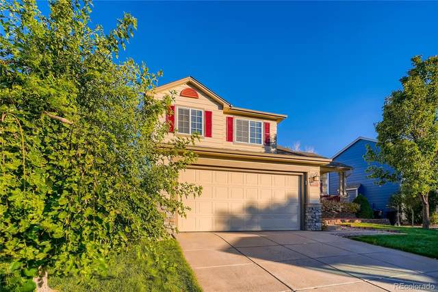 8787 Wildrye Circle, Parker, CO 80134 (#6040295) :: The DeGrood Team