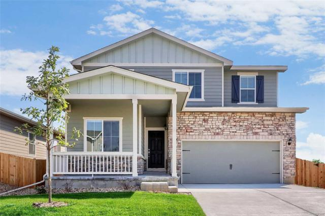 4266 E 95th Drive, Thornton, CO 80229 (#6040536) :: Ben Kinney Real Estate Team