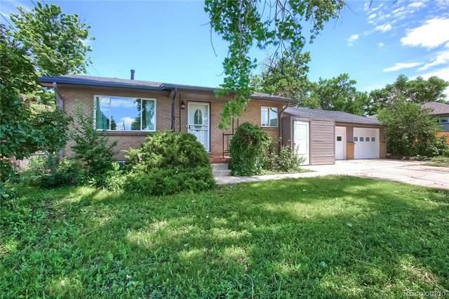 810 S Sheridan Boulevard, Denver, CO 80226 (#6040727) :: Wisdom Real Estate