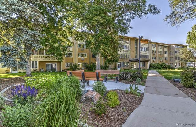 750 S Clinton Street 3B, Denver, CO 80247 (#6041534) :: The Colorado Foothills Team | Berkshire Hathaway Elevated Living Real Estate