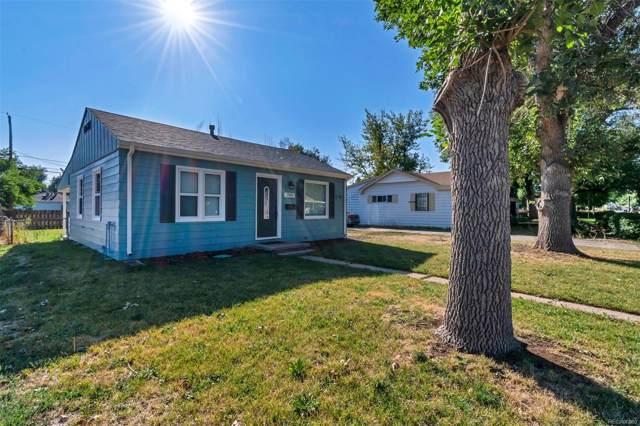 1980 S Knox Court, Denver, CO 80219 (MLS #6041769) :: 8z Real Estate