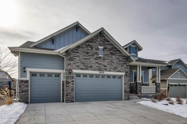 26926 Davies Place, Aurora, CO 80016 (#6042075) :: iHomes Colorado