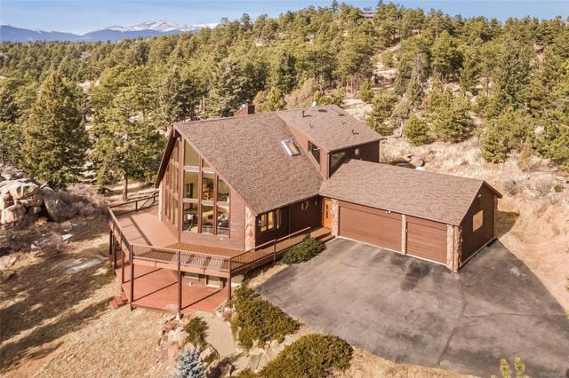 33157 Red Sparrow Trail, Pine, CO 80470 (#6042138) :: The Peak Properties Group