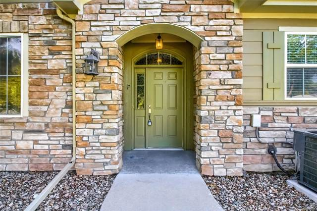 11293 Osage Circle F, Northglenn, CO 80234 (#6042385) :: HergGroup Denver