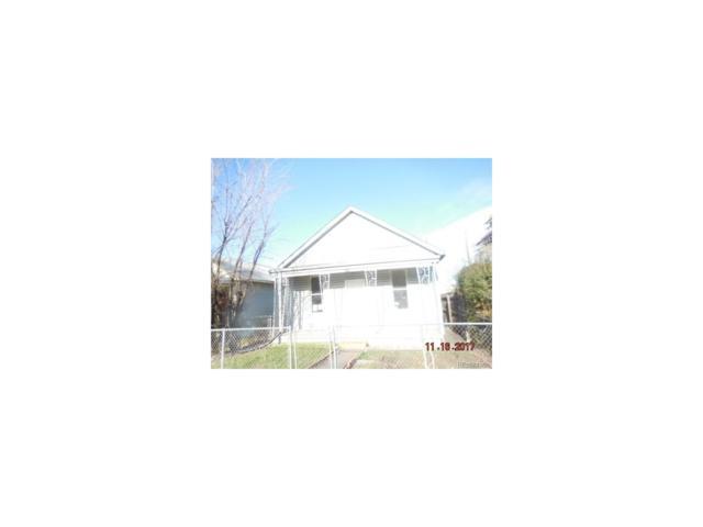 2515 Glenarm Place, Denver, CO 80205 (#6042474) :: The HomeSmiths Team - Keller Williams