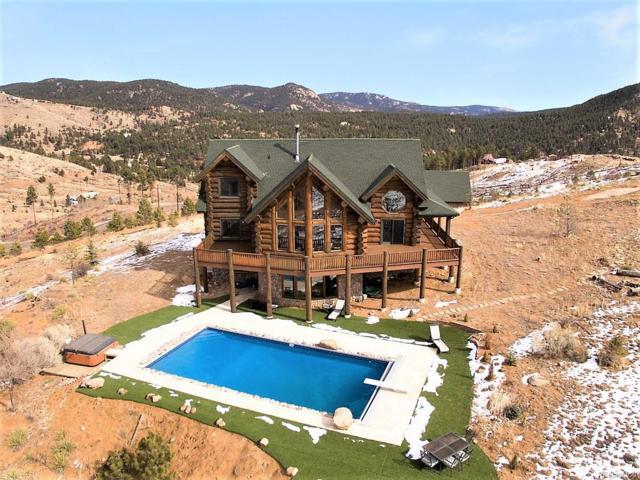 15800 Cochise Trail, Pine, CO 80470 (MLS #6042530) :: 8z Real Estate