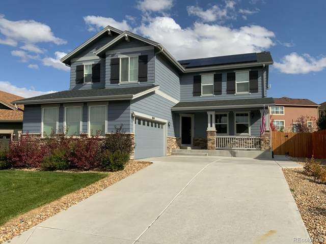 6544 S Harvest Street, Aurora, CO 80016 (#6042562) :: Venterra Real Estate LLC
