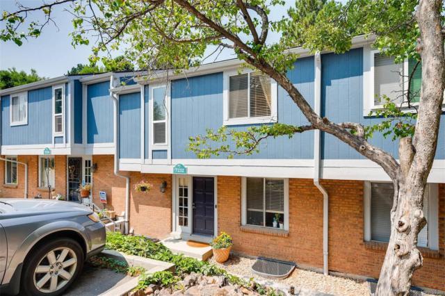 7232 S Xenia Circle, Centennial, CO 80112 (#6042614) :: Briggs American Properties