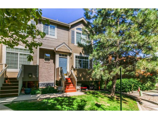 5555 E Briarwood Avenue #1601, Centennial, CO 80122 (MLS #6042844) :: 8z Real Estate