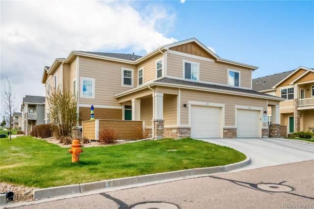 6911 W 3rd Street #823, Greeley, CO 80634 (MLS #6043079) :: 8z Real Estate