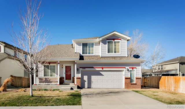 6488 Trappers Trail Avenue, Parker, CO 80134 (#6043100) :: The Peak Properties Group
