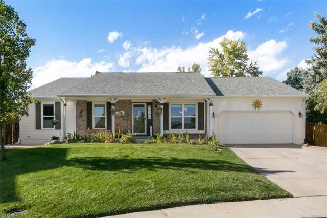 7327 S Miller Court, Littleton, CO 80127 (MLS #6043147) :: 8z Real Estate