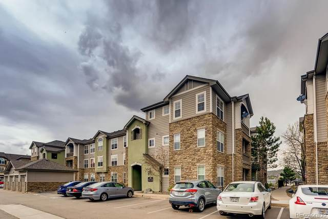 1561 Olympia Circle #305, Castle Rock, CO 80104 (#6043708) :: The DeGrood Team