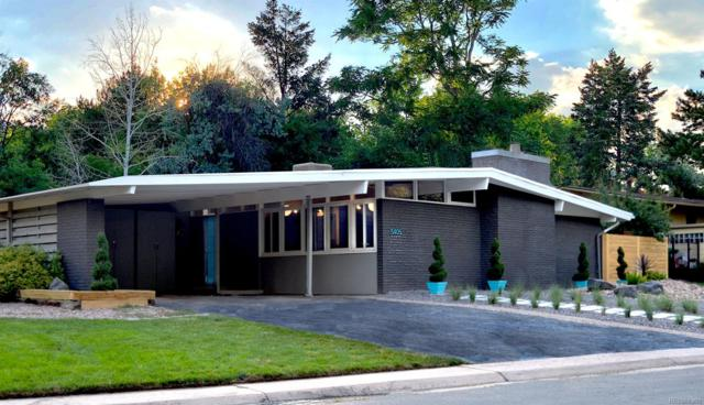 5405 Mohawk Road, Littleton, CO 80123 (#6044028) :: The Galo Garrido Group