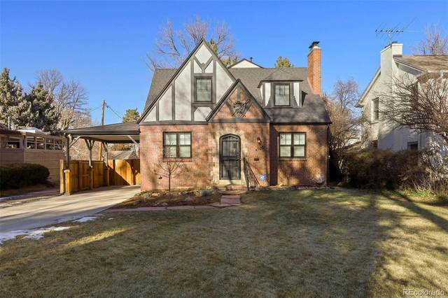 4925 E 6th Avenue Parkway, Denver, CO 80220 (#6044686) :: The Colorado Foothills Team | Berkshire Hathaway Elevated Living Real Estate