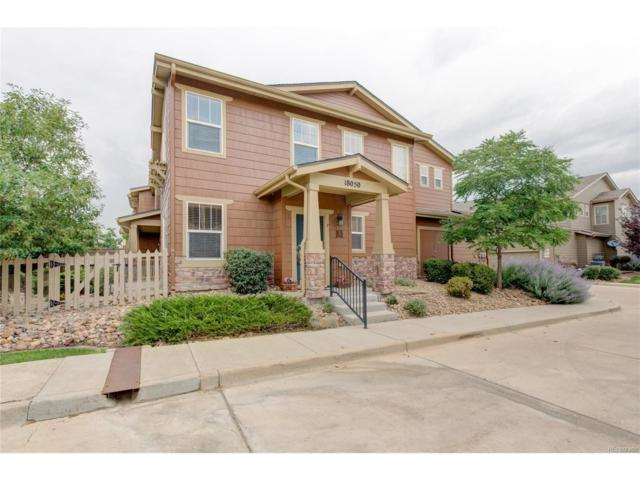 18050 E 104th Place F, Commerce City, CO 80022 (MLS #6044751) :: 8z Real Estate
