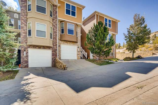 788 Louis Drive, Central City, CO 80427 (#6044916) :: Briggs American Properties
