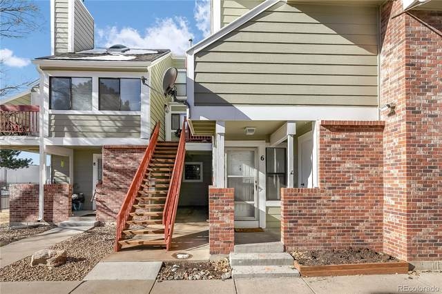 982 S Dearborn Way #6, Aurora, CO 80012 (#6045025) :: The Harling Team @ Homesmart Realty Group