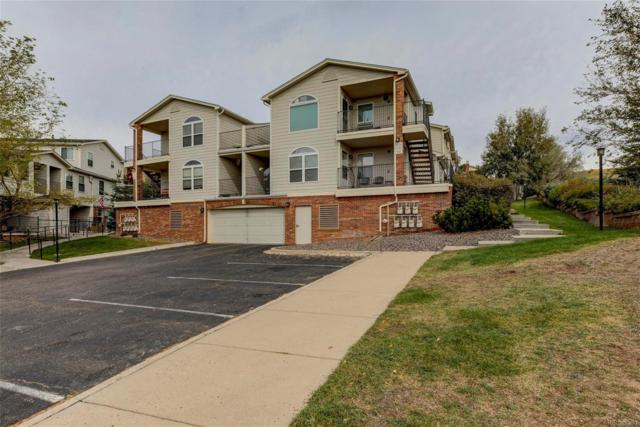 1630 S Deframe Street B8, Lakewood, CO 80228 (MLS #6045108) :: 8z Real Estate