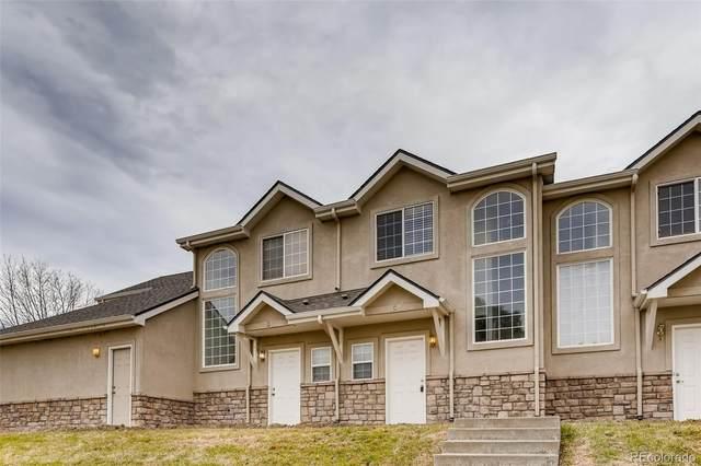 2107 Coronado Parkway N C, Denver, CO 80229 (#6045253) :: Mile High Luxury Real Estate