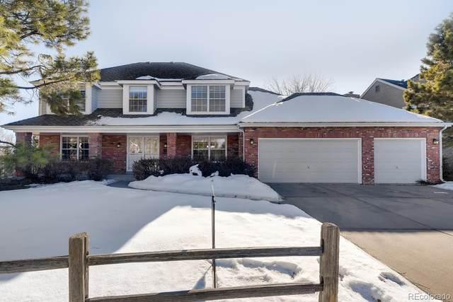 9402 W Brandt Place, Littleton, CO 80123 (#6045663) :: My Home Team