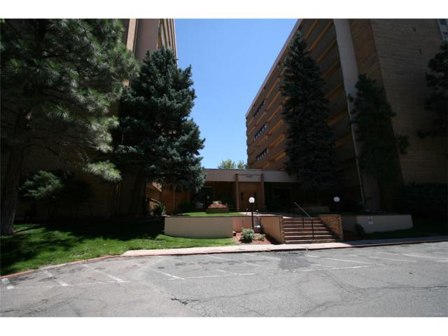 8060 E Girard Avenue #315, Denver, CO 80231 (MLS #6046595) :: 8z Real Estate