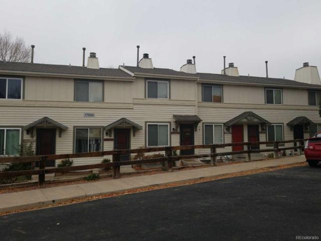 17685 E Loyola Drive D, Aurora, CO 80013 (#6046605) :: HomeSmart Realty Group