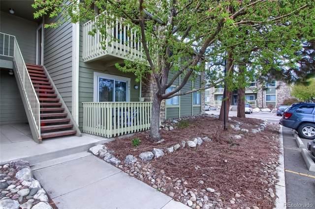4400 S Quebec Street W201, Denver, CO 80237 (#6046754) :: Portenga Properties
