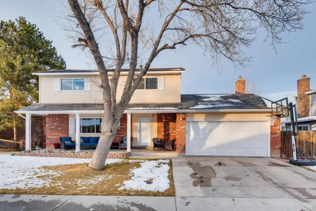 6368 S Garland Court, Littleton, CO 80123 (#6046811) :: The Heyl Group at Keller Williams