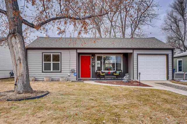 4333 S Pearl Street, Englewood, CO 80113 (#6046859) :: Colorado Home Finder Realty