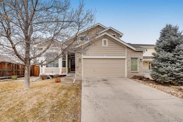 10531 W Polk Drive, Littleton, CO 80127 (MLS #6047180) :: 8z Real Estate