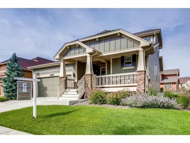 22168 E Stroll Avenue, Parker, CO 80138 (MLS #6047276) :: 8z Real Estate