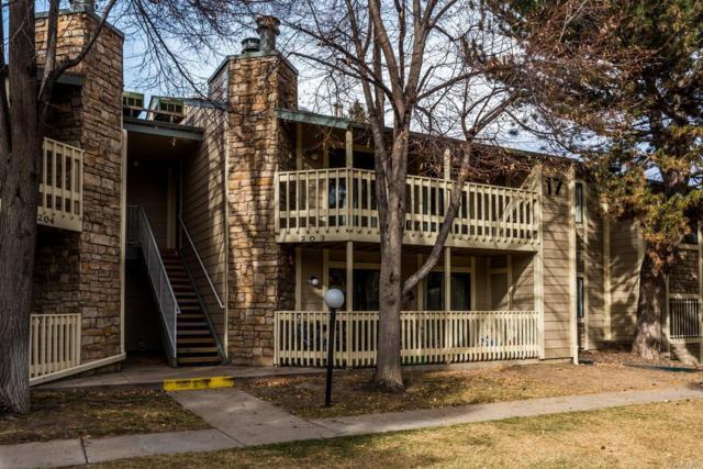 8600 E Alameda Avenue #203, Denver, CO 80247 (#6047520) :: Wisdom Real Estate