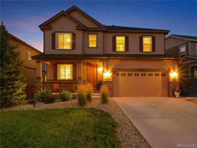 7333 Blue Water Drive, Castle Rock, CO 80108 (#6047599) :: The DeGrood Team