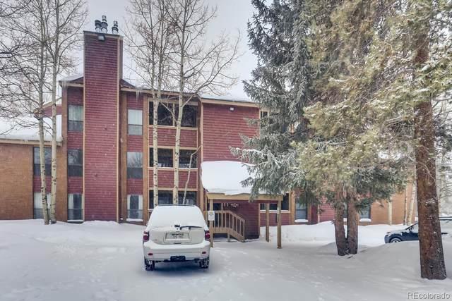 127 Broken Lance Drive A301, Breckenridge, CO 80424 (MLS #6047730) :: 8z Real Estate