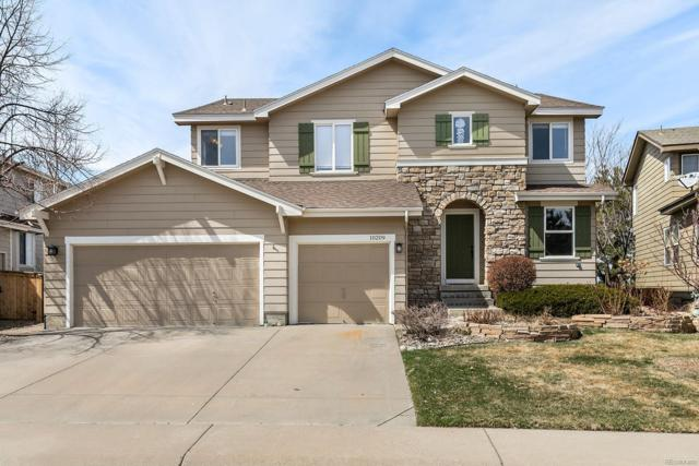 10209 Lauren Court, Highlands Ranch, CO 80130 (#6048098) :: The DeGrood Team