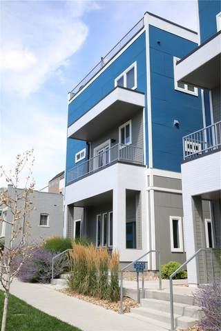 2332 Clay Street #2, Denver, CO 80211 (MLS #6048463) :: 8z Real Estate