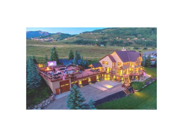 1181 County Road 317, Crested Butte, CO 81224 (#6048486) :: Wisdom Real Estate